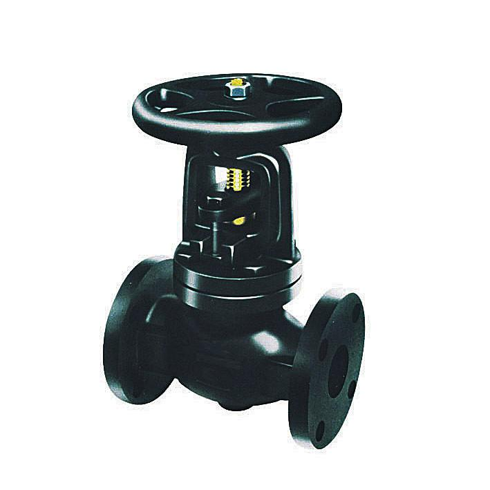 Cast iron globe valve Flanged Ends