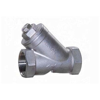 Stainless steel filter valve