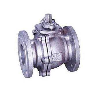 Flanged ball valve (Japanese Standard)