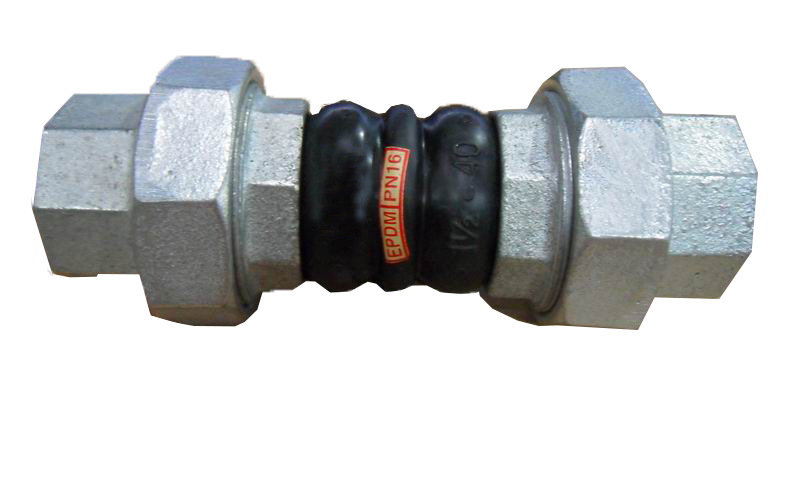 JGD-B Thread-Connection rubber joint